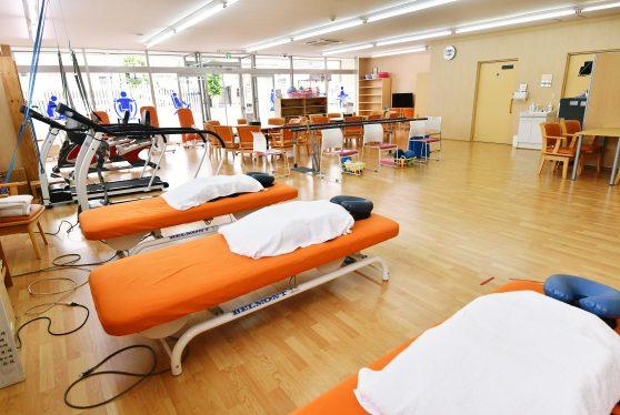 機能訓練特化型デイサービスの運動指導を中心とした介護スタッフ
