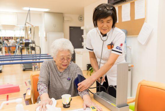 看護師 デイサービス(機能訓練専門)